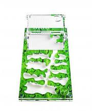Муравьиная ферма GreenLeaf S (формикарий)