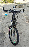 Електровелосипед Uabike Racing Bull A26 Black Б/У, фото 2