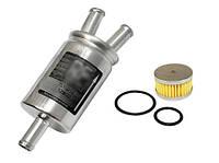 Фильтр тонкой очистки 12х12х12 + Фильтр в редуктор Tomasetto АТ09, (с упл. кольцами)