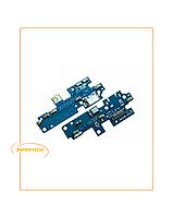 Нижняя плата Xiaomi Redmi 4 с коннектором зарядки
