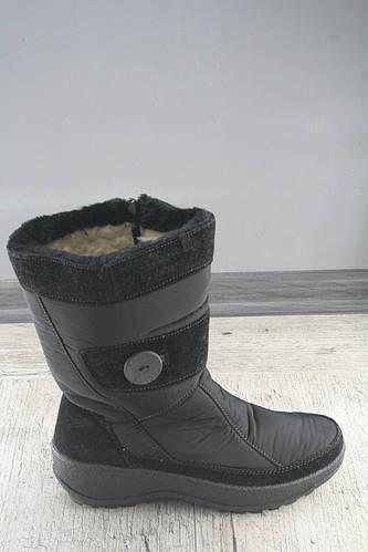 Сапоги, дутики женские Paolla, обувь зимняя, непромокаемая, Украина