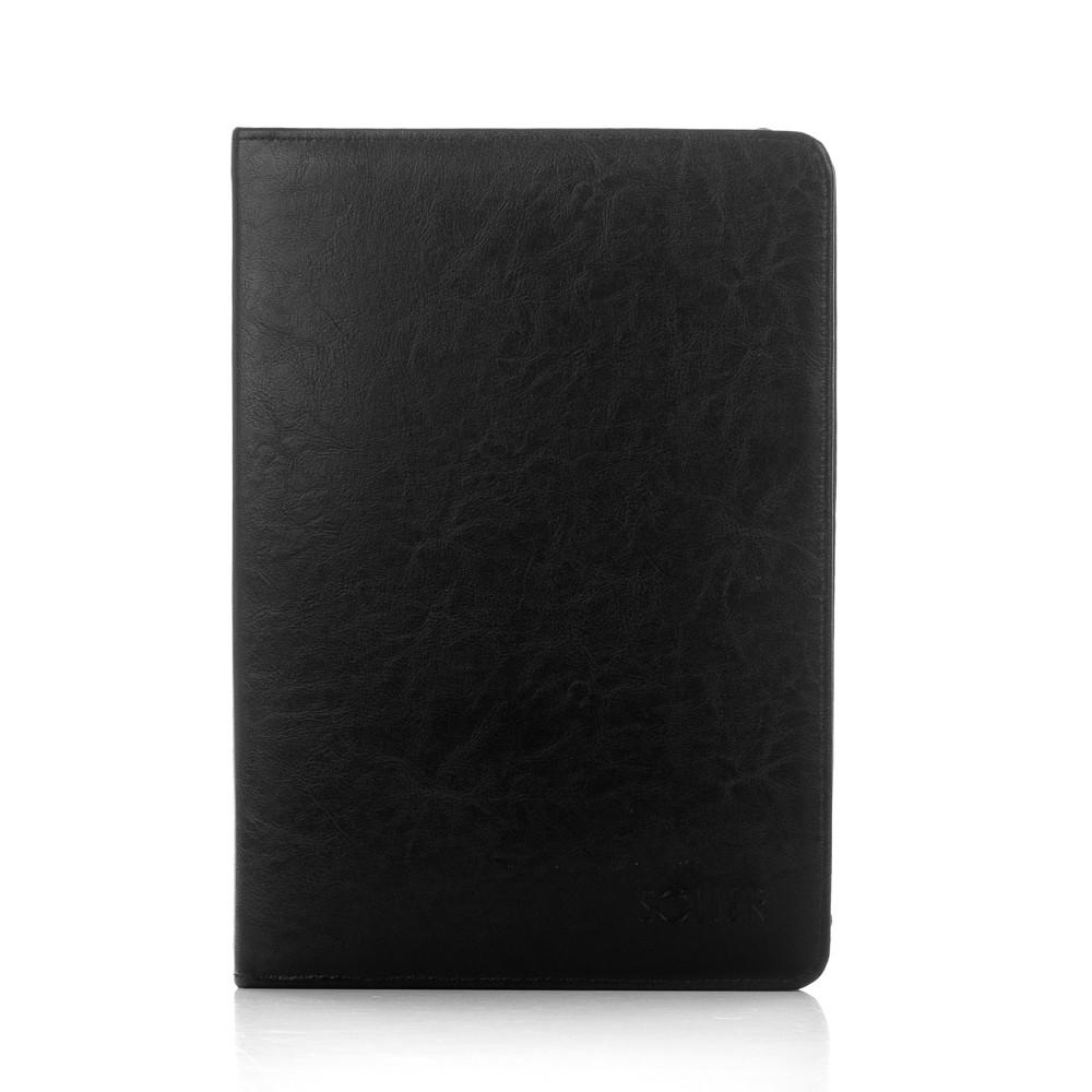 Папка для документов формата a4 Solier ST01B черная