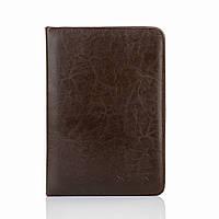 Папка - A4 для документов формата A5 коричневая Solier ST03 , фото 1