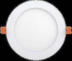 Светильник ДВО 1605 белый круг LED 12Вт 4000K IP20 IEK (LDVO0-1605-1-12-K02)