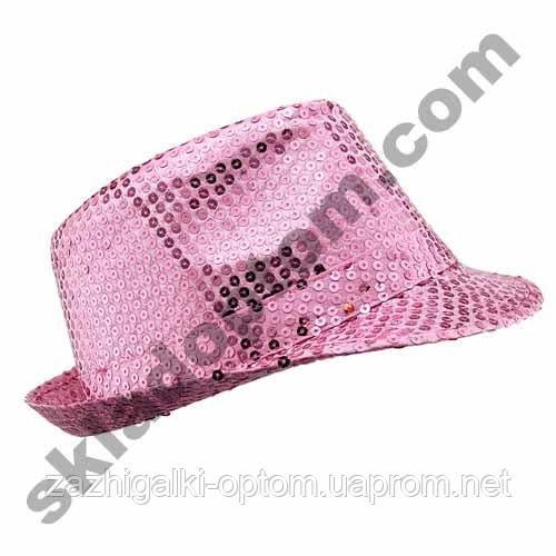 Капелюх Твіст (рожева)