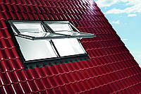 Центрально-поворотные окна WDF R45H 5x7