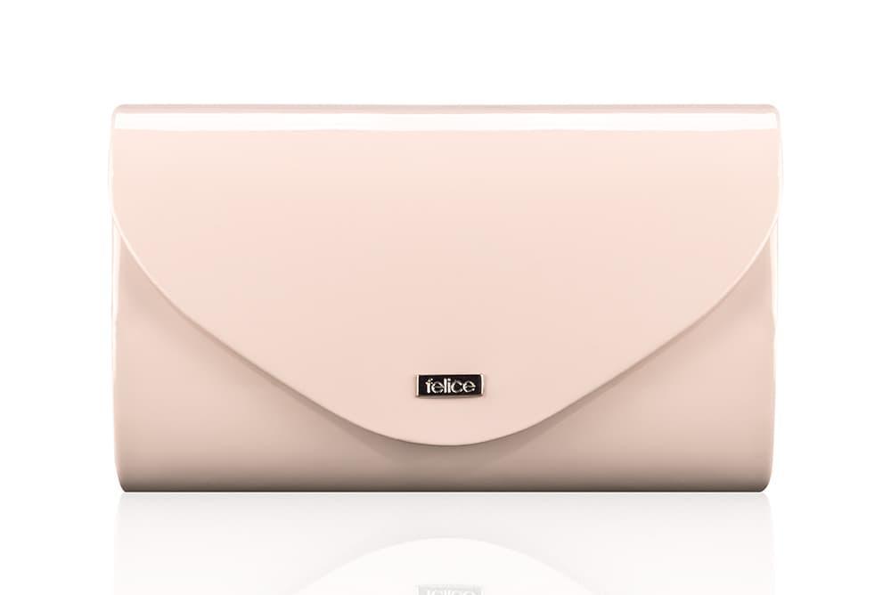 Клатч женский светло розовый Felice F15