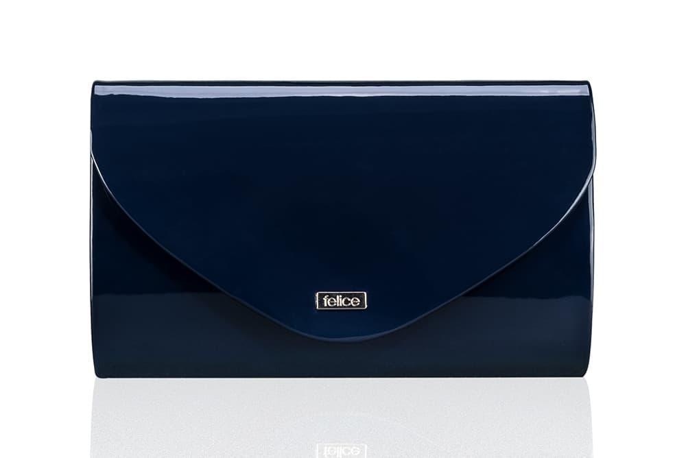 Клатч женский темно синий Felice F15, фото 1