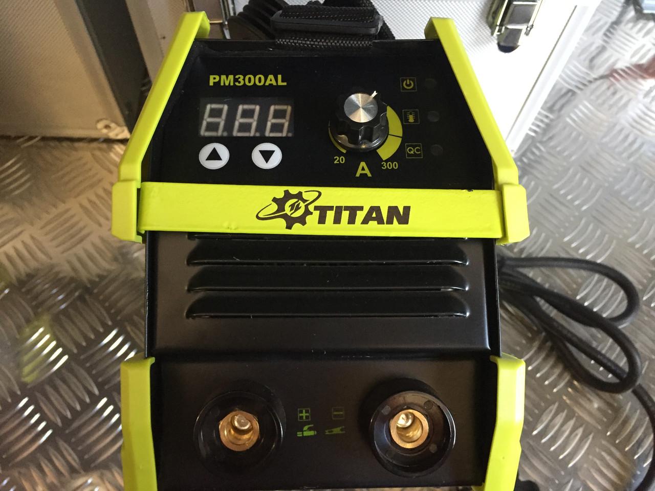 Cварочный инвертор Титан PM300 AL