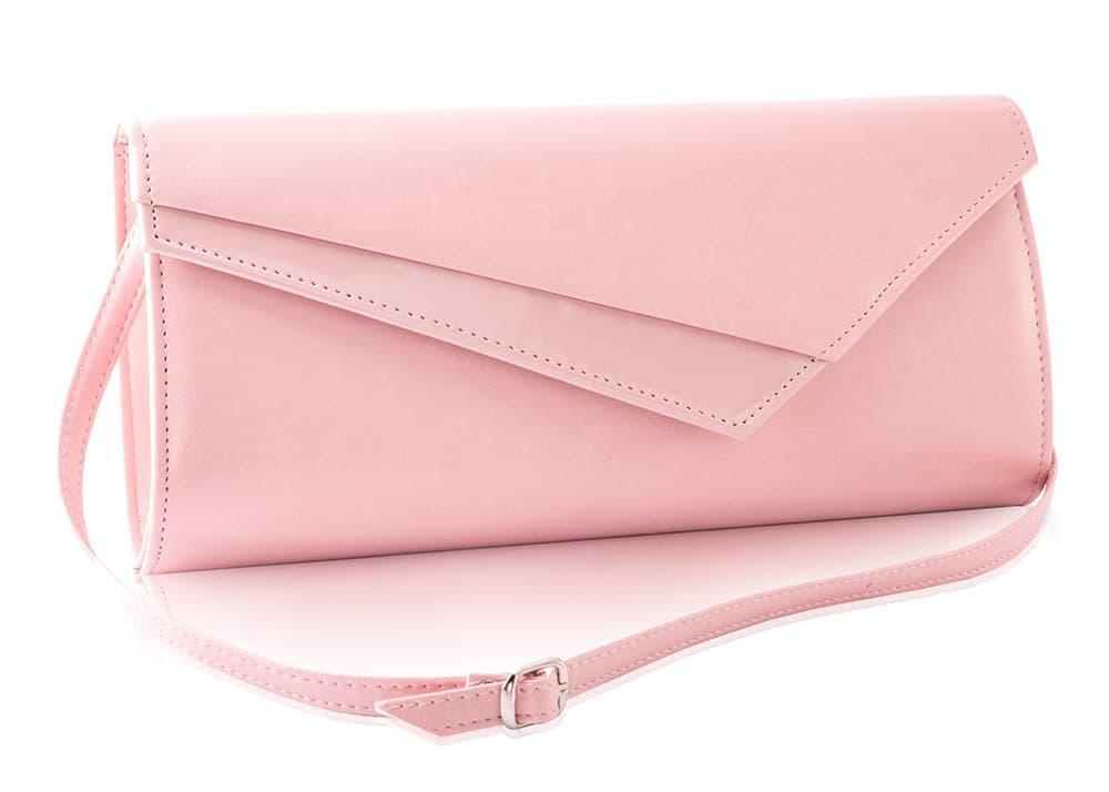 Клатч женский розовый Felice f17