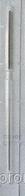 Корпоральные иглы для рефлексотерапии 0,3х50, 1 шт