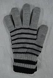 Перчатки для мальчика Olaf утепленные флисом (MargotBis, Польша)