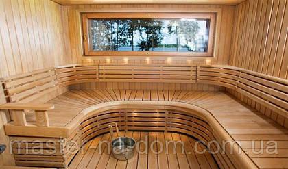 Строительство недорогой бани-сауны