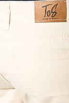 Брюки мужские укороченные с подворотами 895K002 (Песочный), фото 2