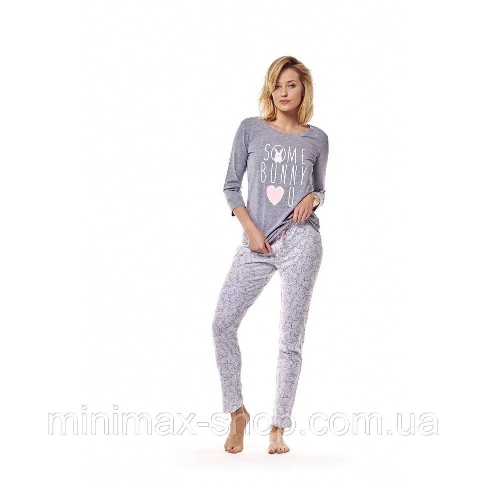 Пижама женская хлопковая MIA 36163 HENDERSON Польша 2018