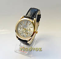 Часы мужские копия Rolex белый циферблат 1-02