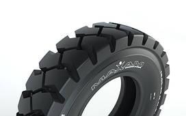 Пневматические шины для погрузчиков MAXAM