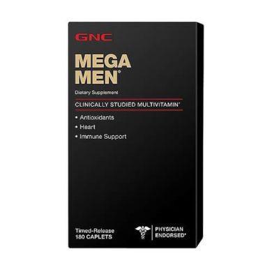 Витамины для мужчин GNC MEGA MEN 180 таб