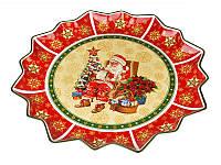 "Блюдо ""christmas collection"" диам 38 см"