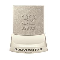 Samsung USB 3.0 Fit флешка, компактный алюминиевый корпус. Скорость передачи до 130Мб/с