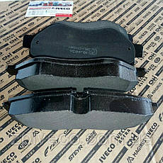 Колодки тормозные передние.35C E4, фото 3