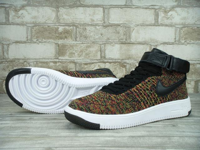 Мужские кроссовки Nike Air Force Flyknit фото