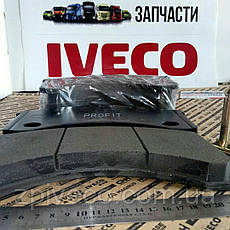 Дисковые тормозные колодки, фото 3