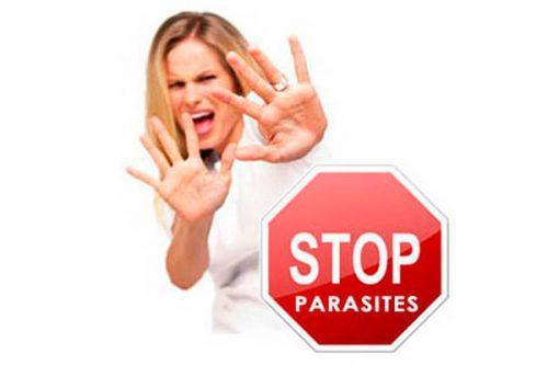 Parazitrin (Паразитрин) - саше для уничтожения всех видов паразитов