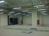 Освещение производственных помещений. LED освещение. LED светильник. Светодиодное освещение., фото 1