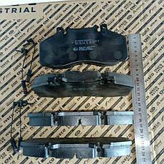 Дисковые тормозные колодки  EuroCargo 60/65/75E, фото 3