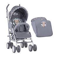 Детская коляска IDA GREY CUTE KITTEN