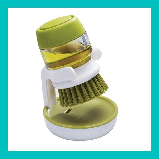 Щетка для мытья с диспенсером Soap Brush!Акция