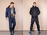 Мужской зимний костюм  мод.1098, фото 1