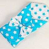 Летние конверты для новорожденных
