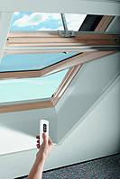 Мансардное окно Рото - Designo WDT R45H HE 5x7 RotoTronic