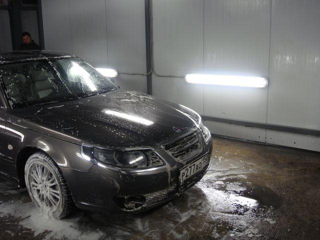 Освещение автомобильной мойки (автомойки) и СТО. LED освещение. LED светильник. Светодиодное освещение.