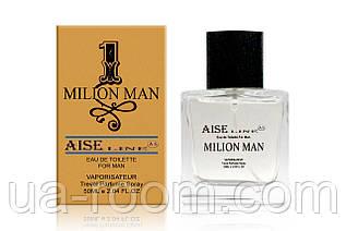 """Парфюмированный спрей Aise Line """"1 million"""" (аналог Paco Rabanne 1 million), 50 мл."""