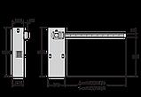 Шлагбаум BFT Moovi 60 стріла 6м, фото 3