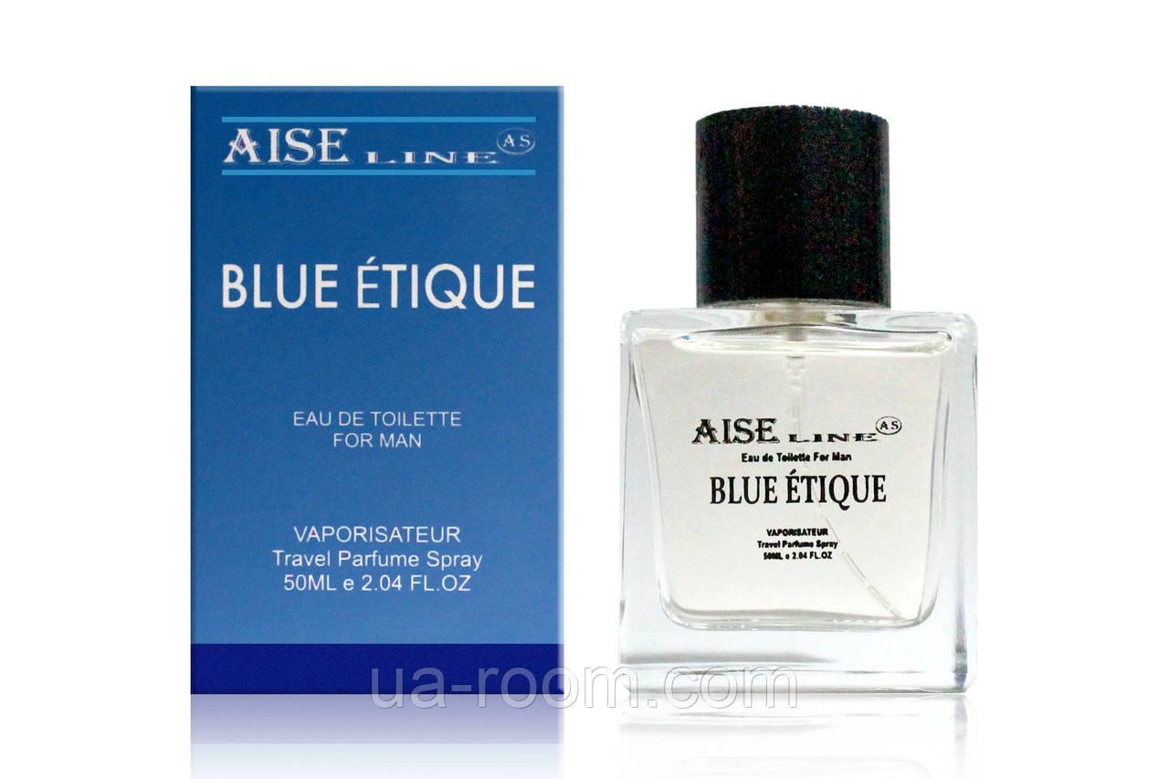 """Парфюмированный спрей Aise Line """"Blue etique"""" (аналог Givenchy Blue label), 50 мл."""