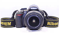 Зеркалка Nikon D3100 af-s nikkor 18-55 №3, фото 1