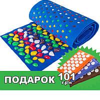 """Коврик массажный """"Ортопед"""" 200x40 см"""