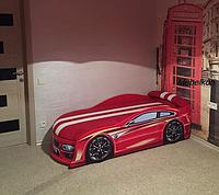 Кровать машина БМВ красная Mebelkon