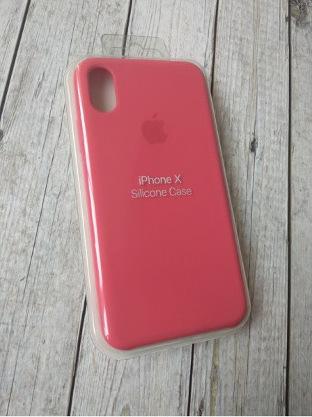 "Накладка iPhone Х ""Original Case"" Rose"