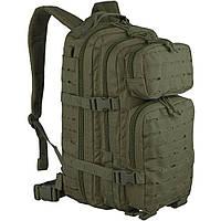 "Тактический рюкзак Mil-Tec тактический ""Assault S Laser Cut Olive 14002601, фото 1"