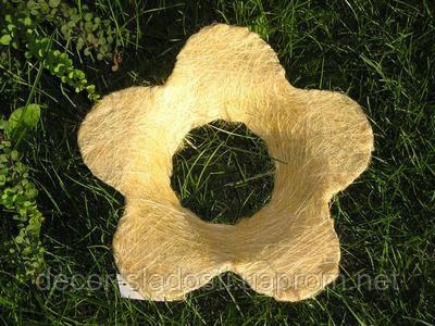Подставка цветок