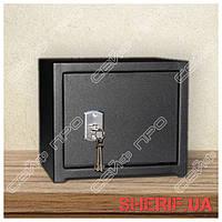 Сейф мебельный СМ-250, класс НО, ключевой замок S00584