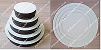 Подложка круглая из ламинированного  ДВП диаметр 40