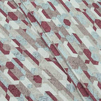 Декоративная ткань, геометрия