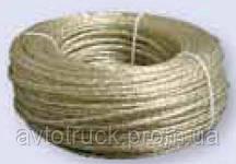 Трос таможенный, в оплетке из ПВХ, диаметр 6 мм