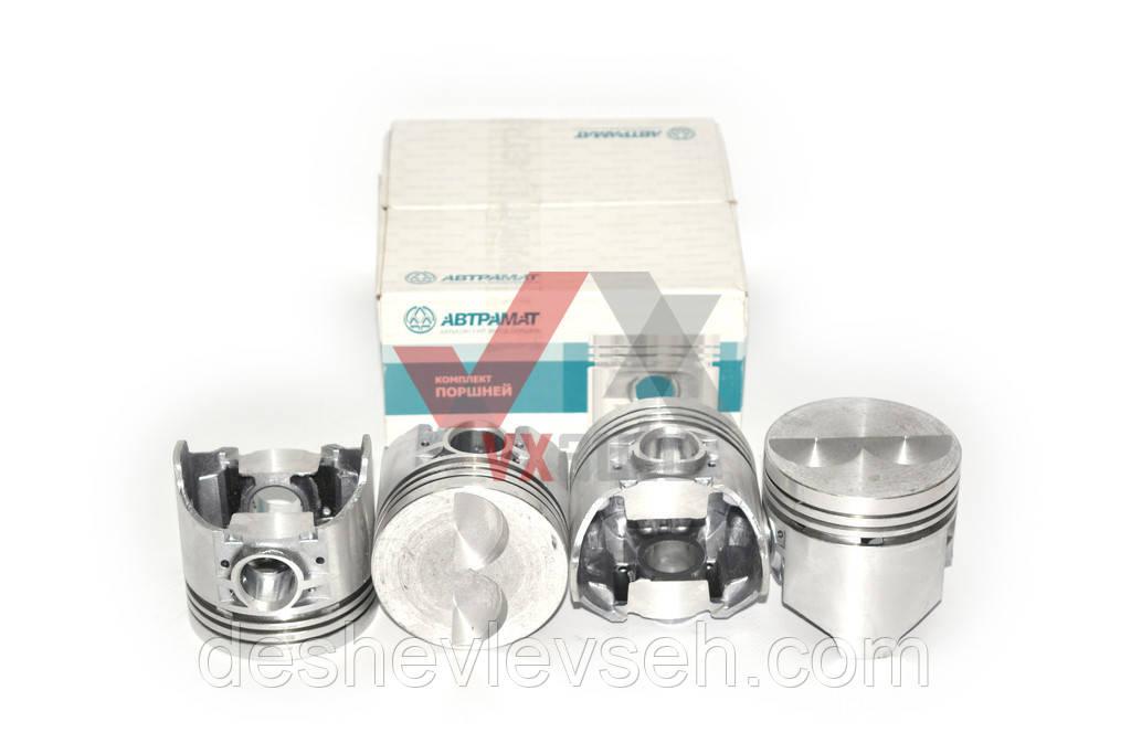 Поршень   двигателя  ВАЗ-2105 d=79.7 (гр.А, Б), 2105-1004015-22 (Автрамат)